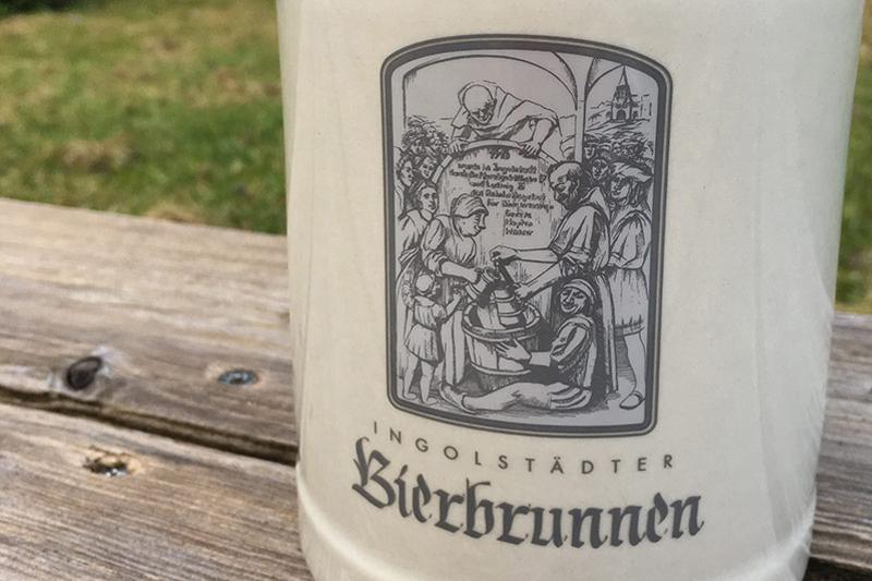 Entwicklung Brauereien Ingolstadt