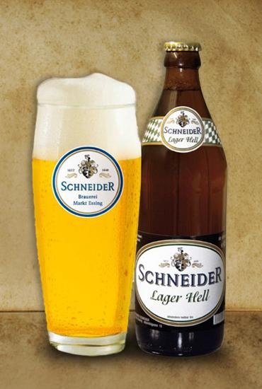 Schneider - Lager Hell