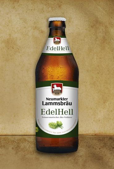 LAMMSBRÄU - EDELHELL